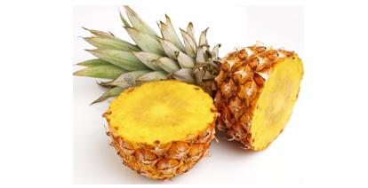 Thailand, Brasilien und die Philippinen sind die drei größten Ananas - Produzenten
